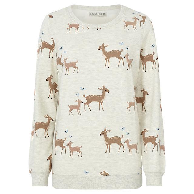 bambi jumper, sugarhill bambi jumper,