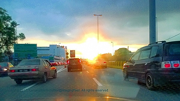 Mobile Photography: Sun In Your Eyes 03