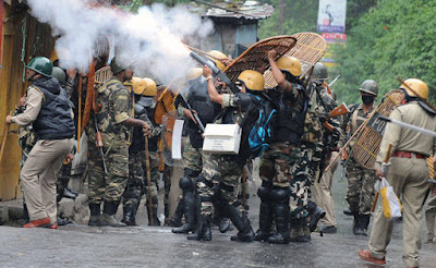 Central Armed Police Forces in Darjeeling