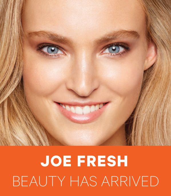 Joe Fresh Arrives at Shoppers Drug Mart