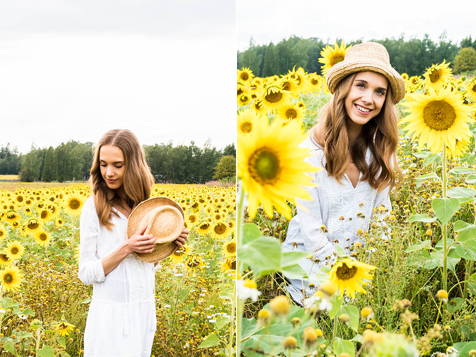 sunflower-photography-fashion-blogger-summer-2019-auringonkukkapelto-auringonkukat-muotiblogi-kesä