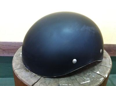 470854868 - カスタムペイント工程  ダックテールヘルメット ブルーフレイムス
