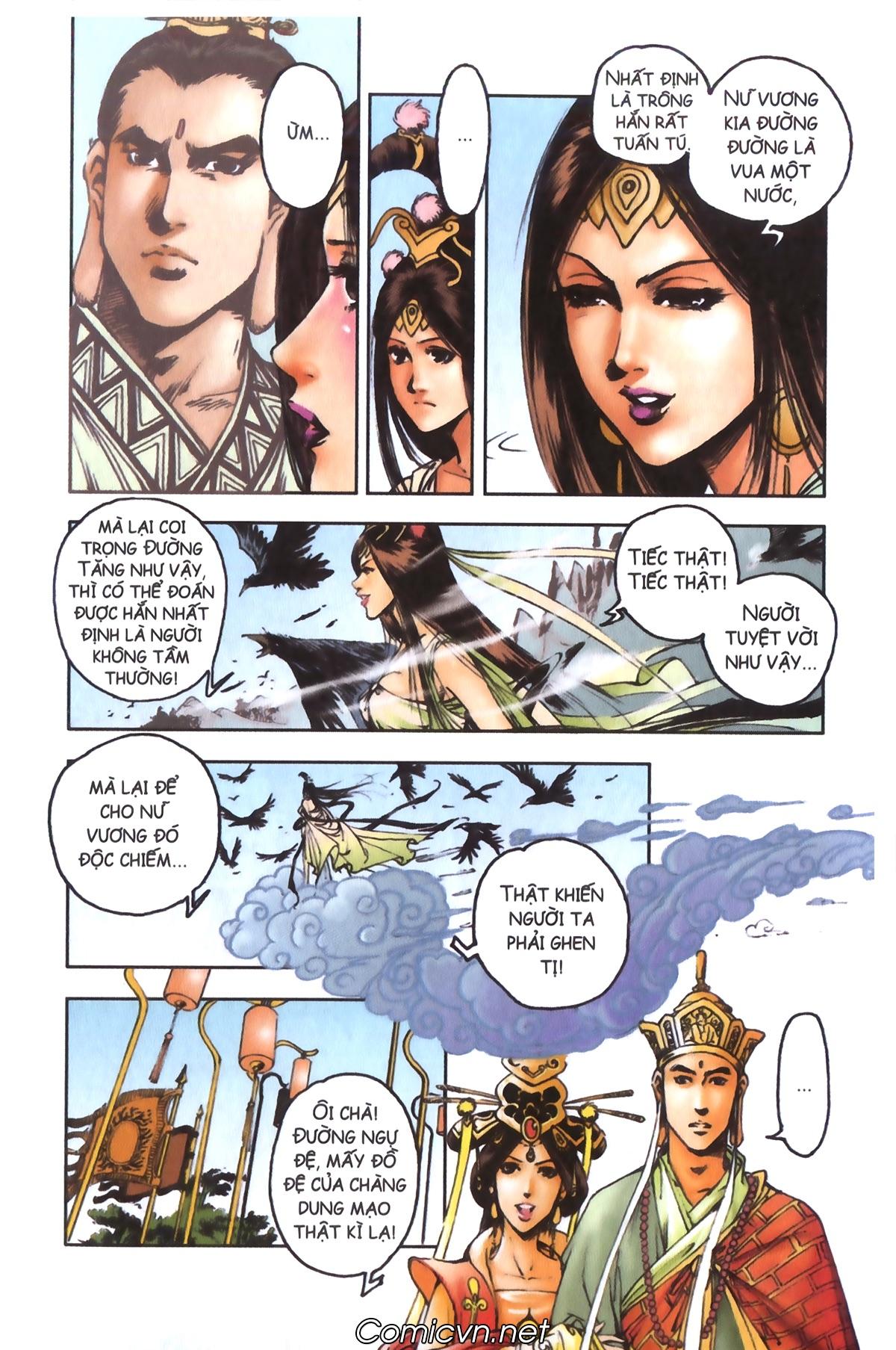 Tây Du Ký màu - Chapter 99 - Pic 3