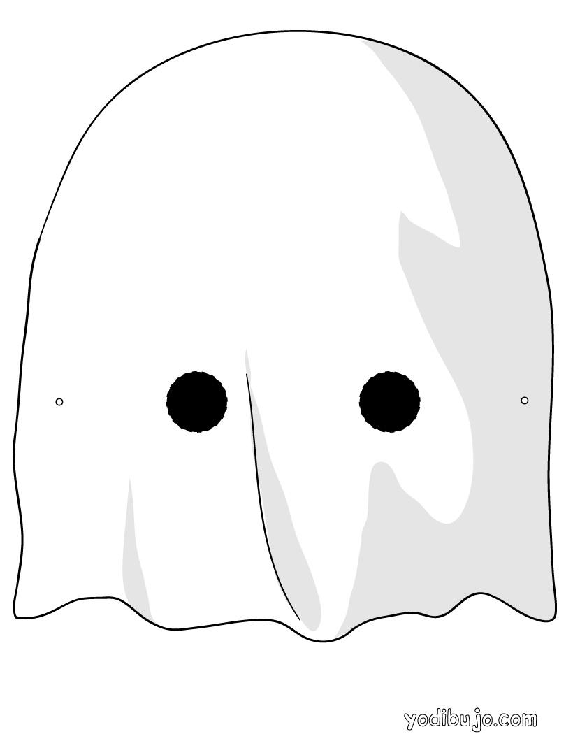 Mascaras De Halloween Para Imprimir Imagui