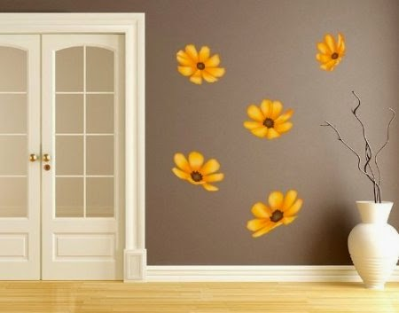 Easy Home Decor: Sunflower Bedroom Decor Theme