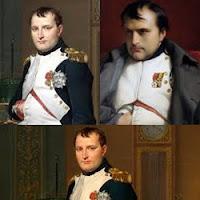 ilustrações do imperador francês