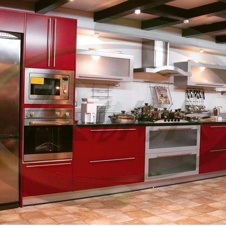 Roica cocinas modulares centro design jr dise os Muebles de cocina modulares baratos