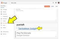 Cara Membuat Tombol Pay Pal.me Buat Donasi Di Blog