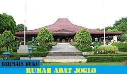 Pengertian, Bagian dan Jenis Rumah Adat Joglo Ringkas Berbahasa Jawa, bukusemu, buku semu, omah adat jawa, rumah adat jawa