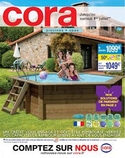 Catalogue Cora 18 Avril au 01 Juillet 2017