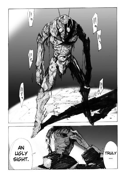 Hybrid Insector Ch 0 Manga Read Hybrid Insector Ch 0