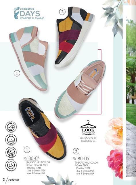zapato cklass confort