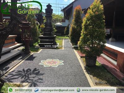 Motif Bali Batu Sikat / Batu Ampyang