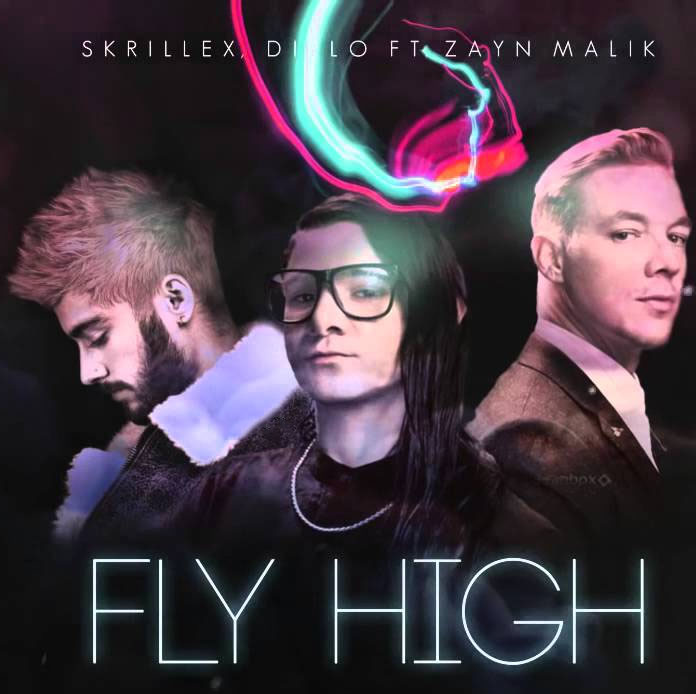 Fly – Skrillex, Diplo ft. Zayn