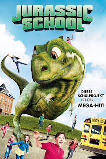 Watch Jurassic School (2017) movie free online