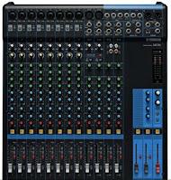noleggio mixer audio roma
