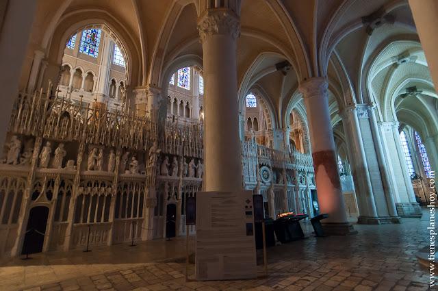 Catedral Chartres viaje roadtrip Francia que ver