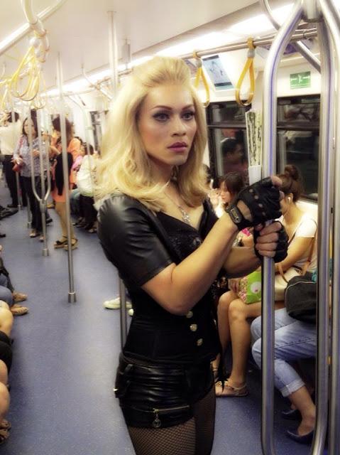 Sira Soda Drag Queen And Crossdresser From Thailand