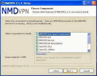 NMD VPN Software 2.1.4 - Free Download Latest Version | By NetBlog-Box