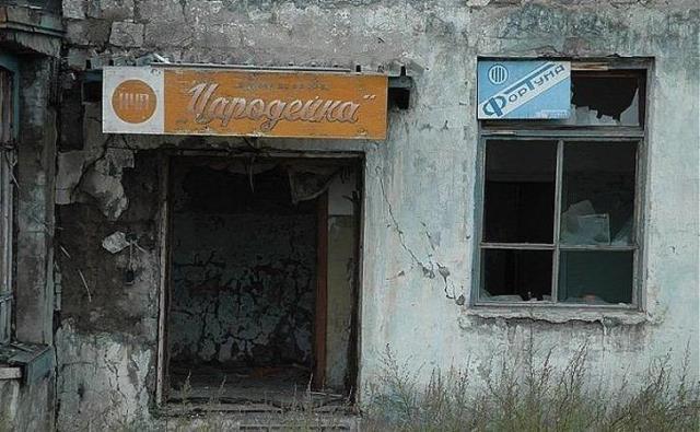 Misteriosos lugares abandonados en Rusia