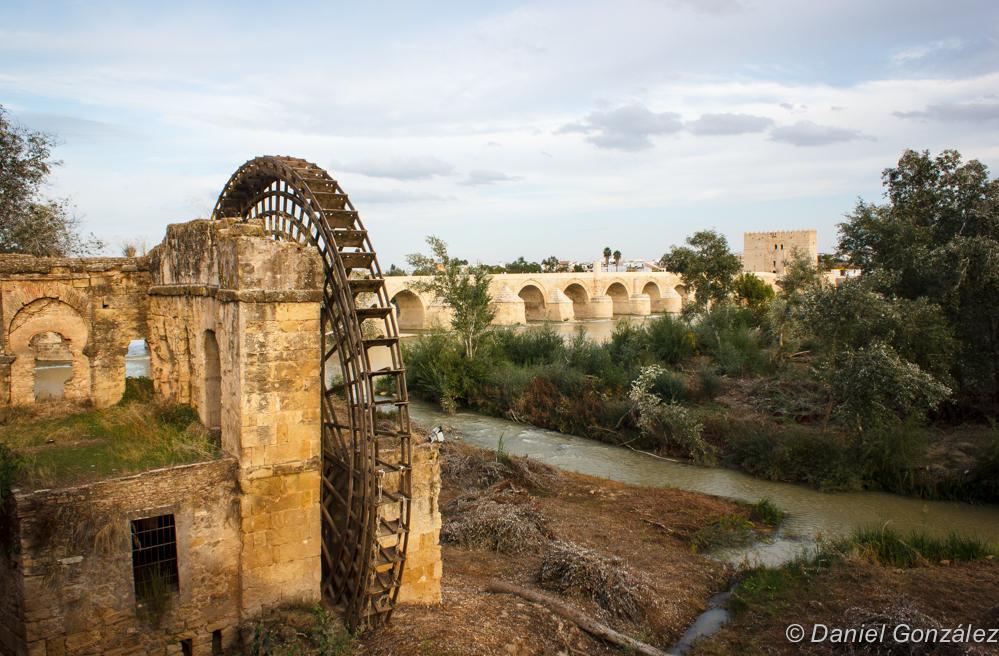 Puente romano, Cordoba 2013