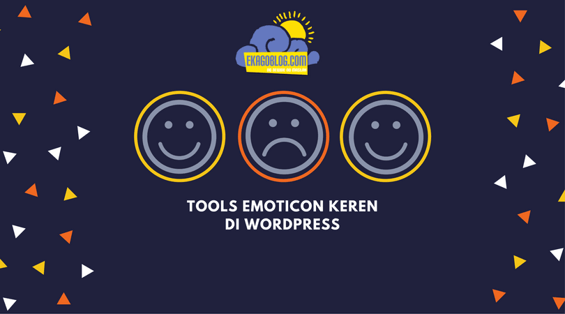 Tools Emoticon Keren Di WordPress
