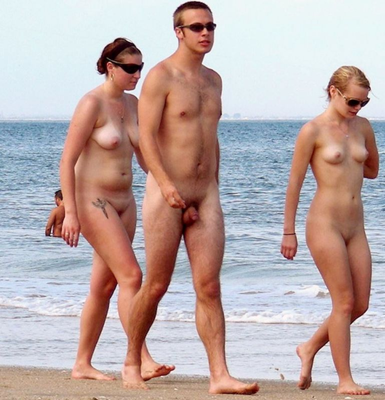 Nudist images and photos something is