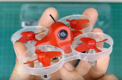 Review Eachine M80S Epic Mini Drone Untuk Pilot Yang Sudah Pro