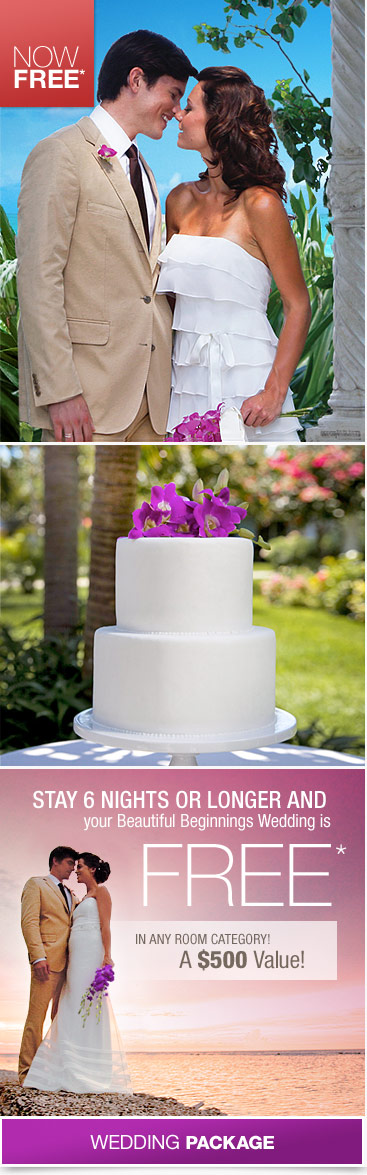 Marr Travel Weddings Your Way Your Style At Sandals