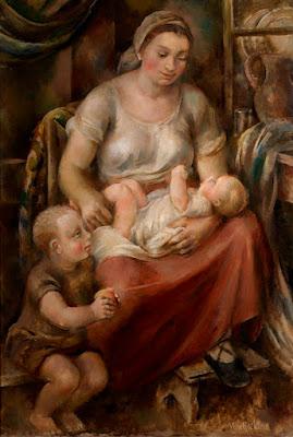 Mère et Enfants, Vera Rockline