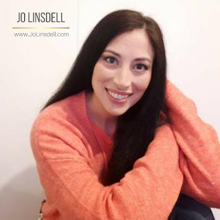 作者兼插画家Jo Linsdell (201818luck网站)