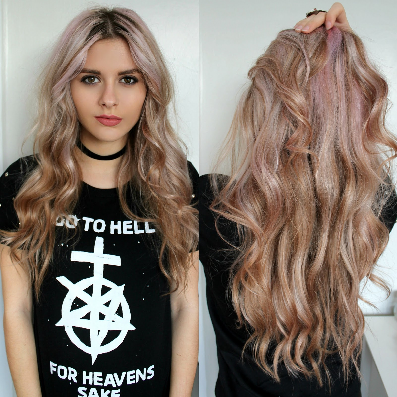 new baby pink hair | Fashion Influx