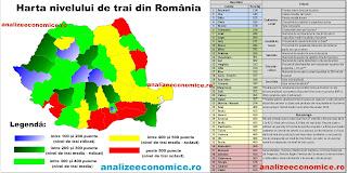 Unde se trăiește mai bine în România