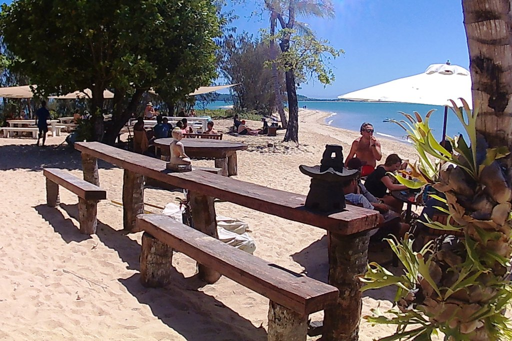 Dunk Island Is Rebuilt: Dreamtime Sail: A Week At Dunk Island As Head Winds Blow By