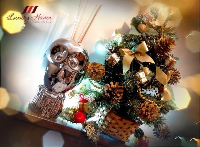 mt sapola christmas bundles bubo owl ceramic diffuser