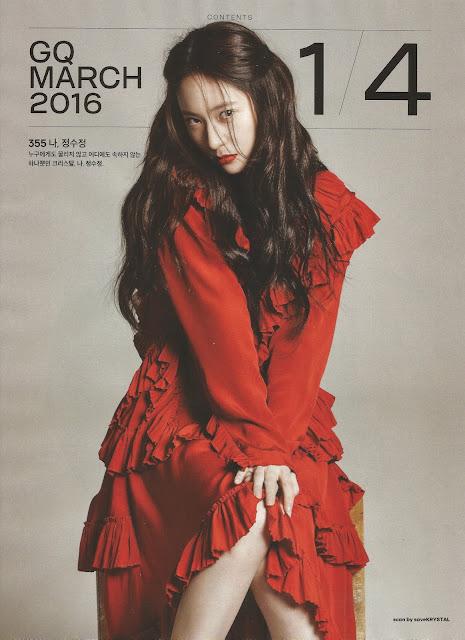 f(x) Krystal GQ Magazine
