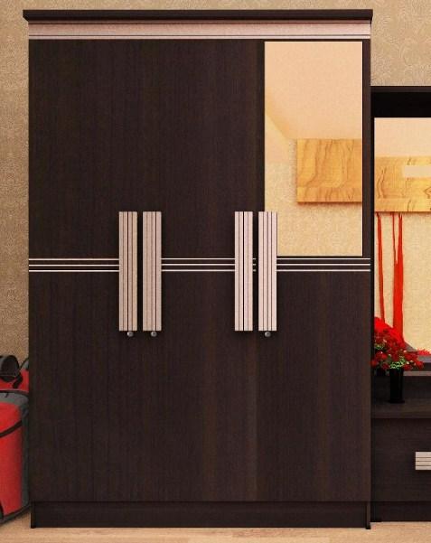 model lemari minimalis 3 pintu