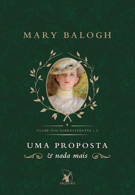 Uma proposta e nada mais - Mary Balogh