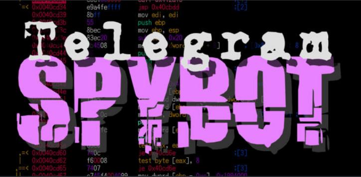 Telegram SpyBot
