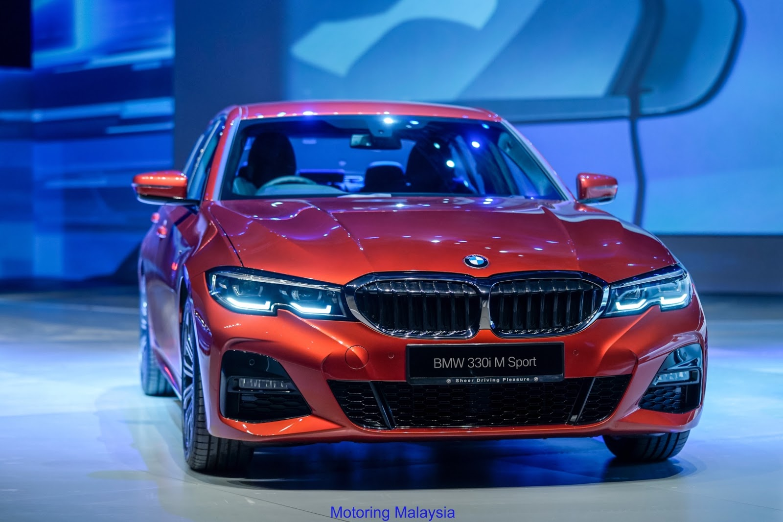 Motoring Malaysia The All New G20 Bmw 3 Series Is Launched In