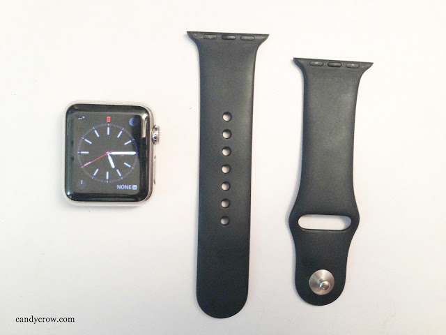 Apple watch review india design
