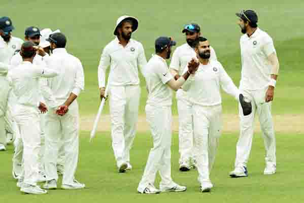 India beat Australia by 31 runs