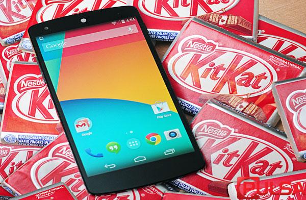Update Android 4.4.4 KitKat Bergulir ke Perangkat Nexus