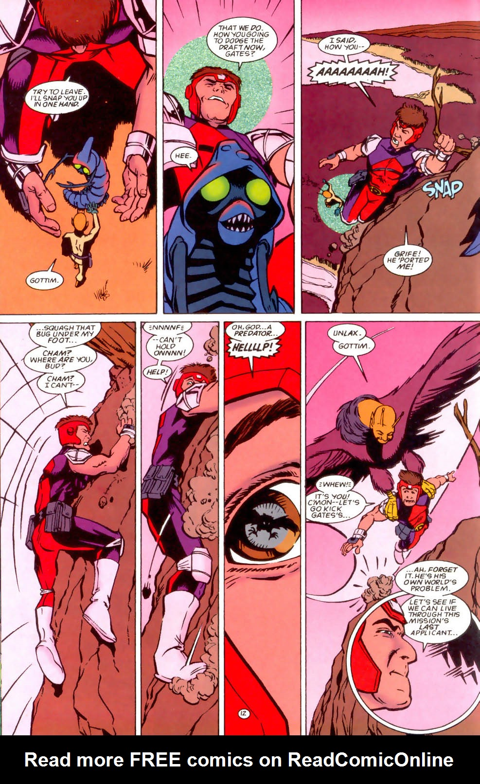 Legion of Super-Heroes (1989) 66 Page 12