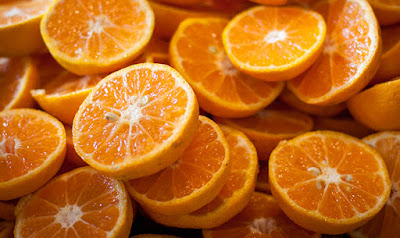 Czwartkowe koktajle #7- pomarańcza, kiwi, jabłko