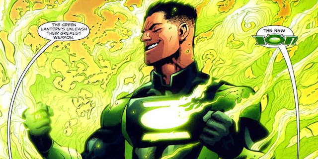 anggota green lantern terkuat
