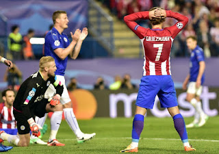 Sport: Atletico report Barca to FIFA over Griezmann