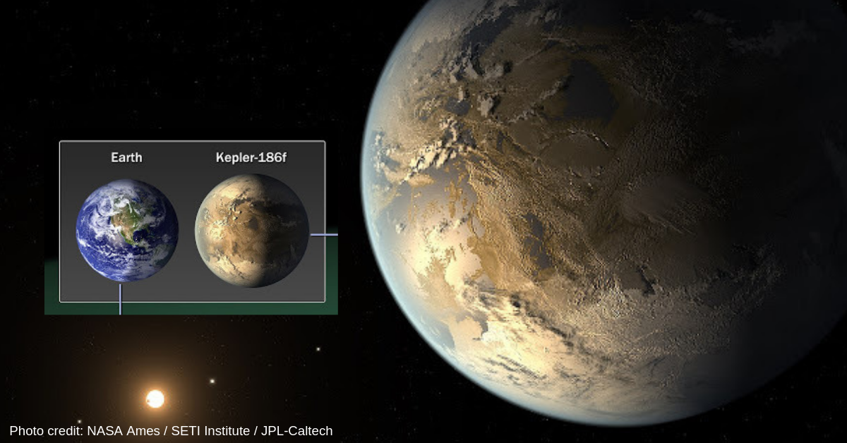 Astronomers Discover Another Earth 'Kepler-186' in the Goldilocks Zone of Another Galaxy