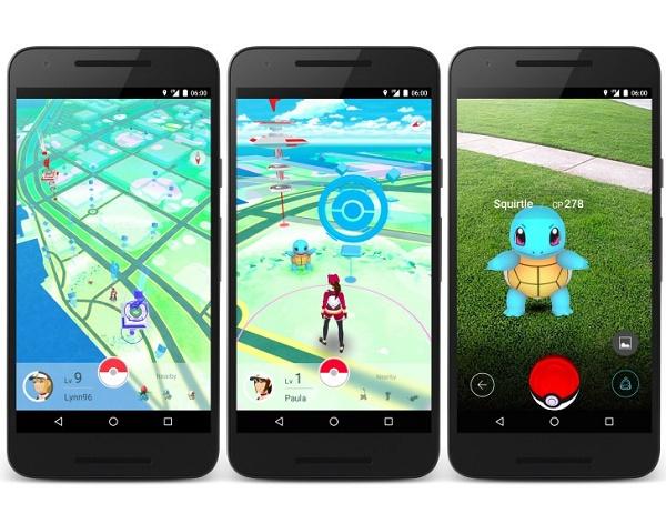 طريقة تحميل لعبة Pokémon Go على هواتف الاندرويد و الايفون مع شرح كيفية اللعب