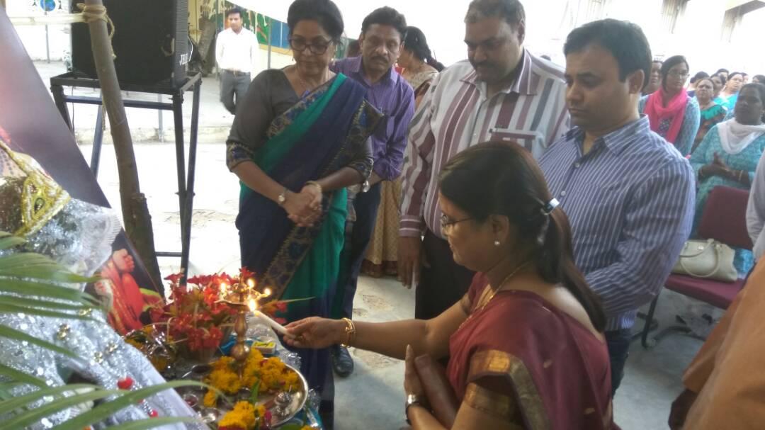 Seminar-was-organized-on-the-occasion-of-Pragatya-Panchami-''प्राकट्य पंचमी'' के अवसर पर हुआ संगोष्ठी का आयोजन